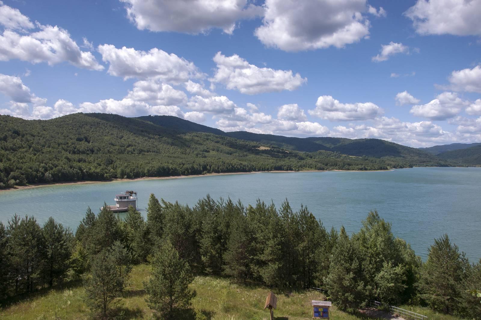 Jezioro Starina